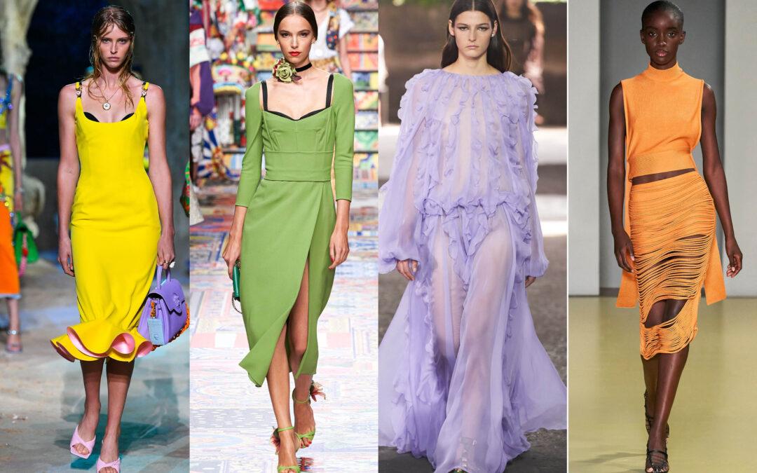 I colori della primavera estate 2021