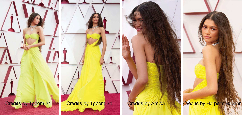 Zendaya Oscar 2021