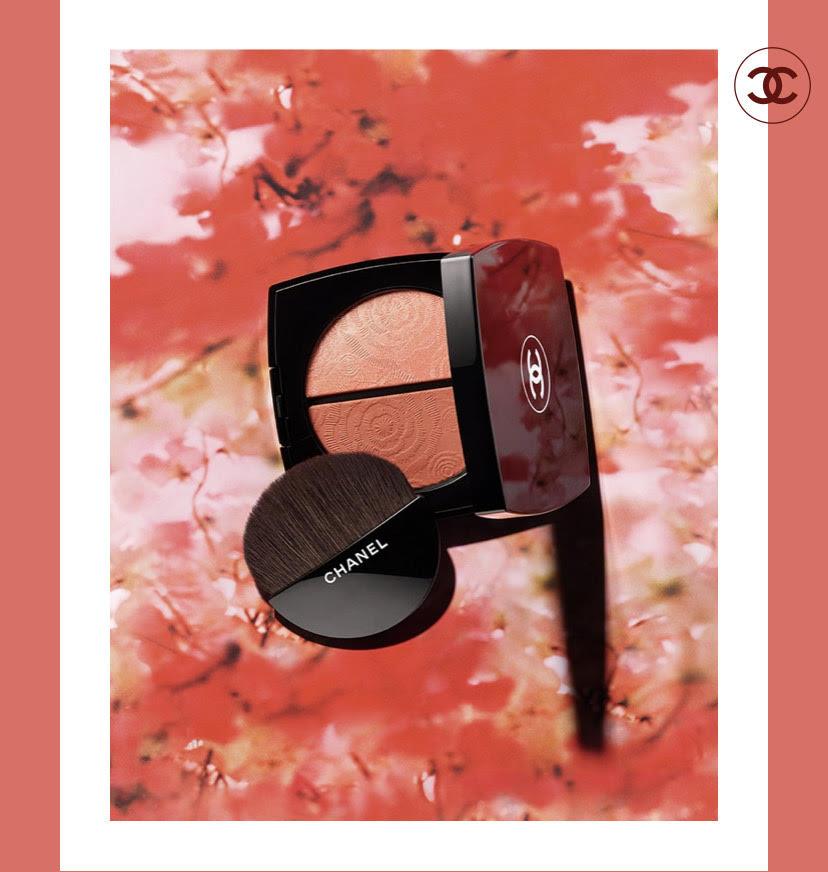 Chanel Les Fleurs de Printemps - Make Estate 202