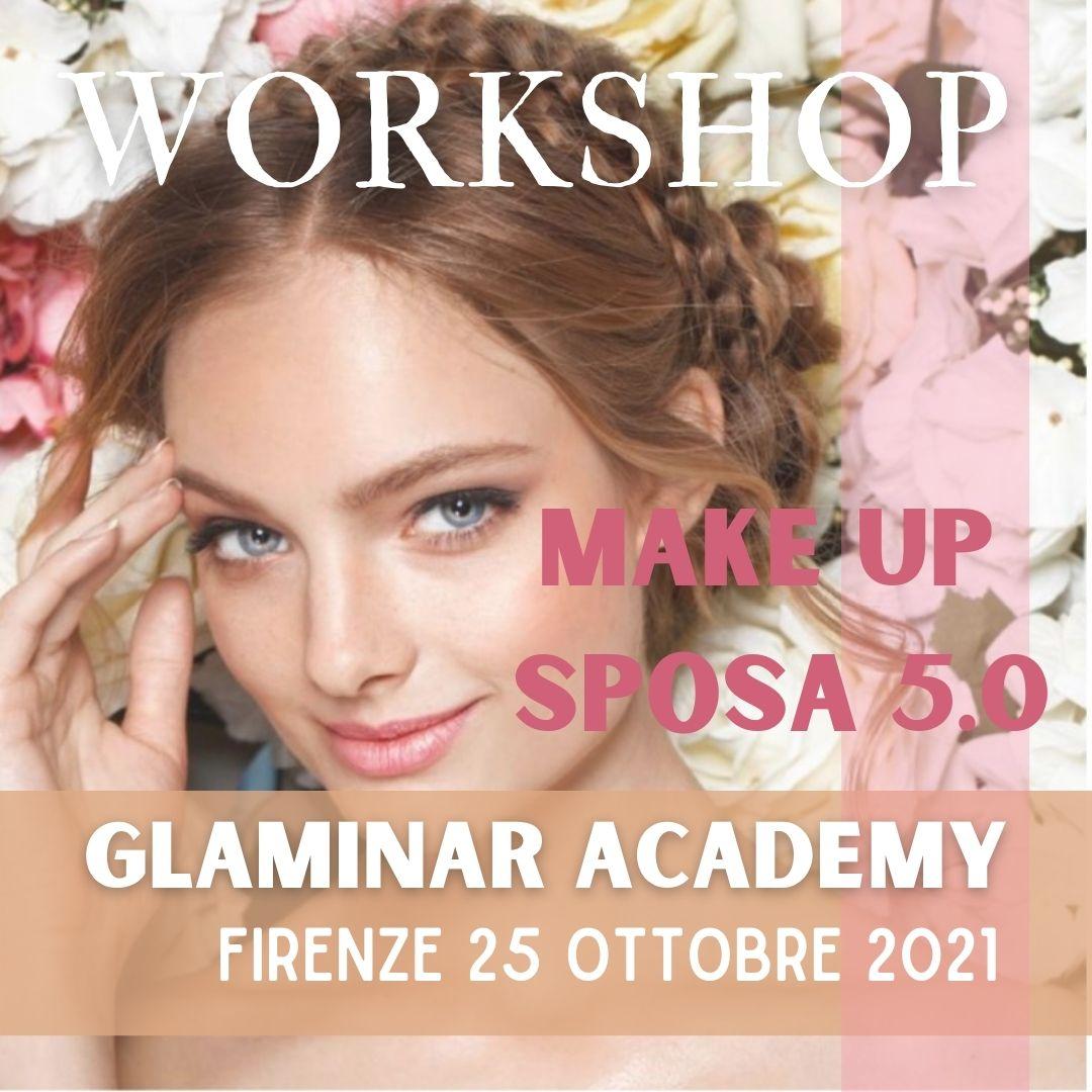 Workshop Trucco Sposa Glaminar Firenze