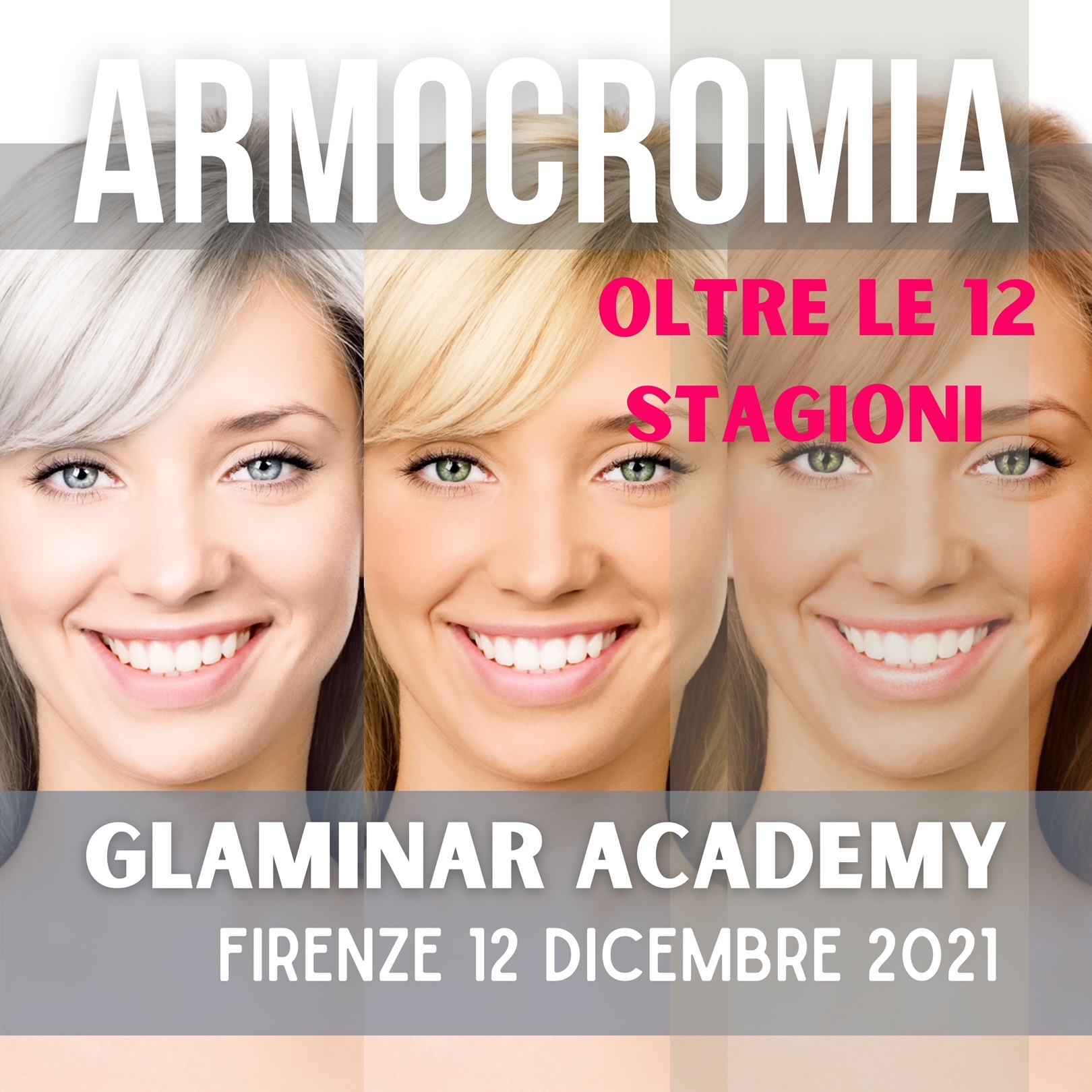 Workshop Armocromia Avanzato Firenze